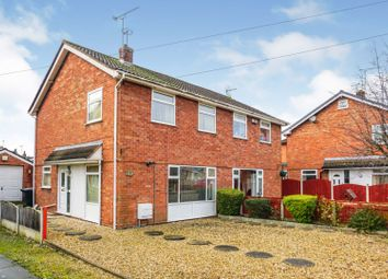 3 bed semi-detached house for sale in Meadow Road, Broughton, Chester CH4