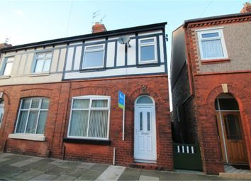 Thumbnail 3 bed semi-detached house for sale in Kings Road, Crosby, Liverpool, Merseyside