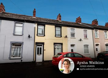 Thumbnail 3 bedroom terraced house for sale in Amherst Street, Cardiff