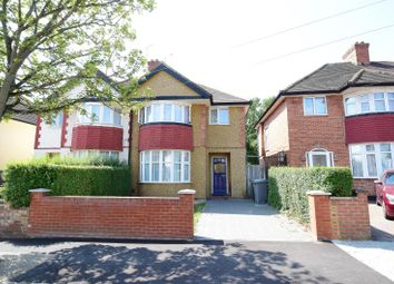Thumbnail 3 bed semi-detached house to rent in Medway Gardens, Wembley, Middlesex