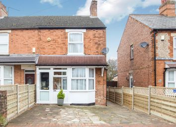 Thumbnail 2 bed semi-detached house for sale in Wootton Road, Gaywood, King's Lynn