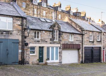 Thumbnail 2 bedroom mews house for sale in Lennox Street Lane, Edinburgh
