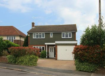 Thumbnail 4 bed detached house for sale in Upper St. Michaels, Aldershot