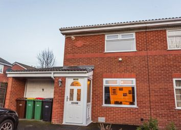 Thumbnail 2 bed semi-detached house for sale in 144 Savick Way, Preston