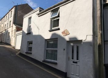 Thumbnail 3 bed cottage for sale in 14 Regent Place, Ilfracombe