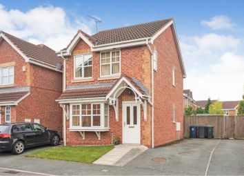 Thumbnail 3 bed link-detached house for sale in West Park Close, Skelmersdale