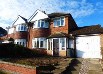 Thumbnail 3 bed property to rent in Frinton Avenue, Leicester