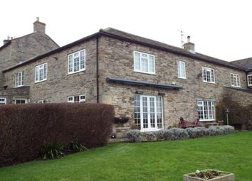 Thumbnail 4 bed end terrace house for sale in Harmby, Leyburn, North Yorkshire