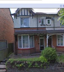 Thumbnail 6 bed shared accommodation to rent in Oak Tree Lane, Selly Oak