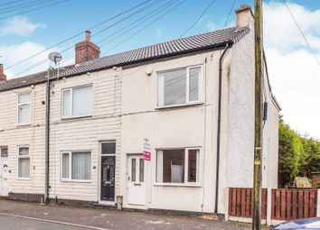 2 bed end terrace house for sale in Hardwick Road, Featherstone, Pontefract WF7
