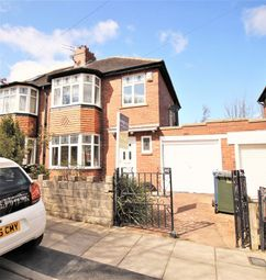 Thumbnail 3 bed semi-detached house to rent in Ridgewood Crescent, Gosforth, Newcastle Upon Tyne