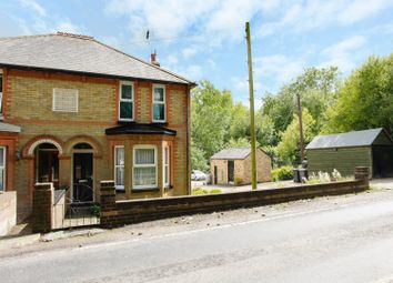 Thumbnail 2 bedroom semi-detached house for sale in Alkham Valley Road, Alkham, Dover