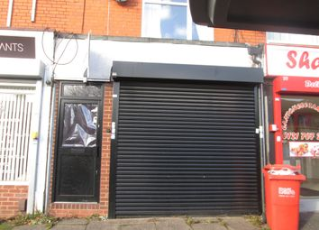 Thumbnail Retail premises to let in Shaftmoor Lane, Acocks Green, Birmingham