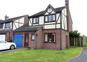 Thumbnail 3 bed detached house for sale in Montaigne Garden, Lincoln