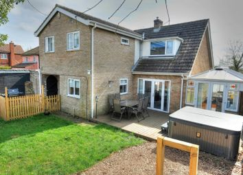 Thumbnail 4 bed detached house for sale in Southwood Road, Beighton Norwich