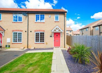 Thumbnail 3 bed end terrace house for sale in Woodford Road, Burton Latimer, Kettering