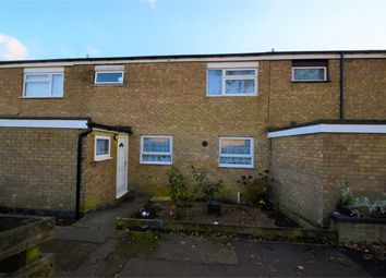 Thumbnail 3 bed terraced house for sale in Scarborough Avenue, Stevenage, Hertfordshire