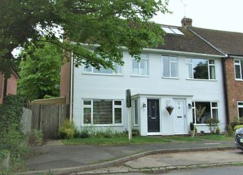 Thumbnail 3 bed end terrace house for sale in Grahame Close, Blewbury, Didcot