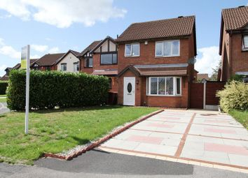 Thumbnail 3 bedroom detached house for sale in Wayfaring, Westhoughton, Bolton, Lancashire.