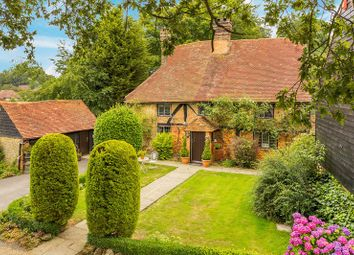 Thumbnail 6 bedroom detached house for sale in Kent Hatch Road, Oxted