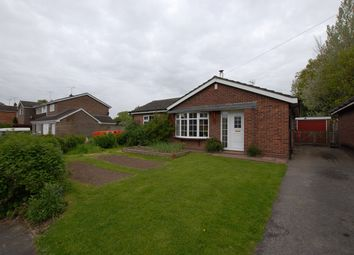 Thumbnail 3 bed bungalow for sale in Park Crescent, Doveridge, Ashbourne