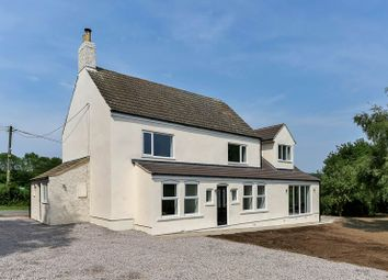 Thumbnail 4 bed detached house for sale in Woolsthorpe Road, Woolsthorpe By Colsterworth, Grantham