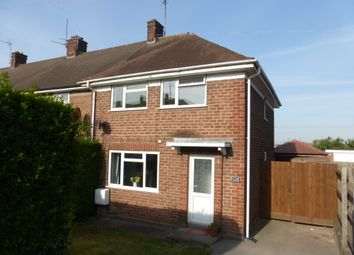 Thumbnail 2 bed end terrace house for sale in Kingsway, Holmer, Hereford