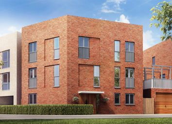 "Thumbnail 5 bed detached house for sale in ""Dunlin-Plus"" at Hauxton Road, Trumpington, Cambridge"
