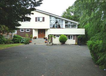 Thumbnail 5 bed detached house for sale in Egerton Road, Ashton, Preston, Lancashire