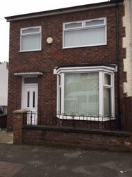 Thumbnail 3 bed end terrace house to rent in Brownlow Road, Wirral