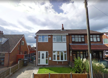 Thumbnail 3 bed semi-detached house for sale in Manley Avenue, Warrington, Cheshire