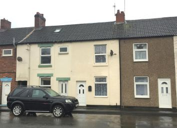 Thumbnail 2 bed terraced house for sale in Hillside School Drive, Stanton Road, Stapenhill, Burton-On-Trent