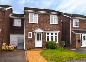 Thumbnail 4 bed link-detached house for sale in Waterside Close, Bordon