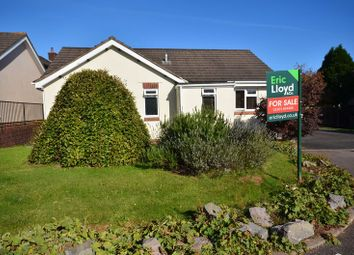 Thumbnail 3 bed bungalow for sale in Steed Close, Hookhills, Paignton.