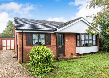 Thumbnail 2 bedroom bungalow for sale in Kirmington Close, Lincoln