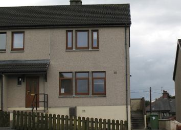 Thumbnail 3 bedroom semi-detached house for sale in 14 Cruden Terrace, Lockerbie, Dumfries And Galloway.