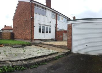 Thumbnail 3 bedroom semi-detached house to rent in Mossville Road, Mossley Hill, Liverpool