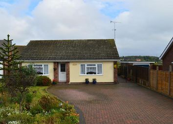 Thumbnail 2 bed bungalow to rent in Hillside, Swaffham