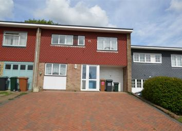 Thumbnail 3 bed terraced house for sale in Sycamore Road, Croxley Green, Rickmansworth Hertfordshire