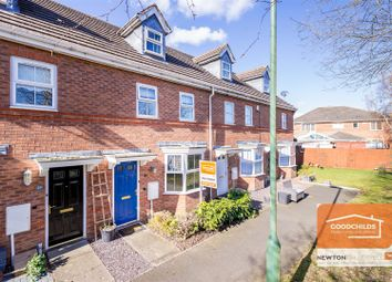 Thumbnail 3 bed terraced house for sale in Cygnet Drive, Brownhills, Walsall