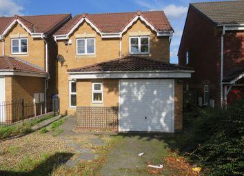 Thumbnail 3 bed detached house for sale in Springthorpe Road, Erdington, Birmingham