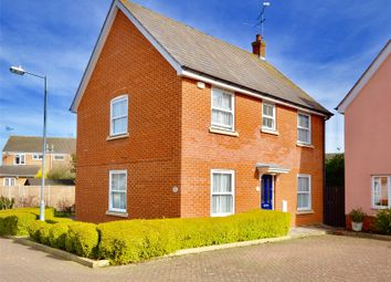 Thumbnail 3 bedroom detached house for sale in Tapley Road, Chelmsford, Essex