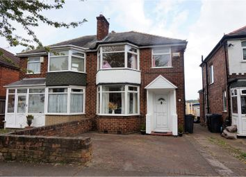 Thumbnail 3 bed semi-detached house for sale in Oakdale Road, Birmingham