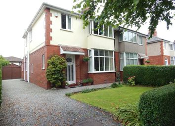 Thumbnail 3 bedroom semi-detached house for sale in Carleton Drive, Penwortham, Preston