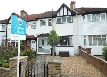 Thumbnail 3 bed terraced house to rent in Glanfield Road, Beckenham