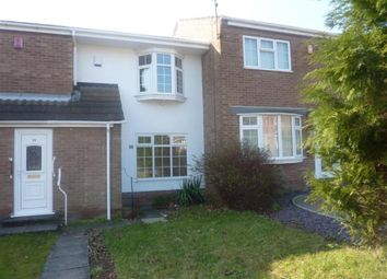 Thumbnail 2 bed town house to rent in Gleneagles Drive, Arnold, Nottingham