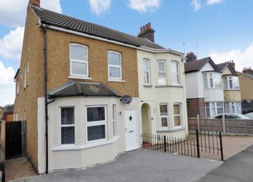 Thumbnail 4 bedroom semi-detached house for sale in Houghton Road, Dunstable