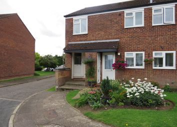 Thumbnail 2 bed flat for sale in Sadler Road, Hellesdon, Norwich