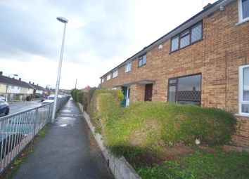 Thumbnail 3 bed terraced house for sale in Laburnum Road, Rochester