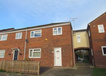 Thumbnail 4 bed end terrace house to rent in Long Meadows, Dovercourt, Harwich